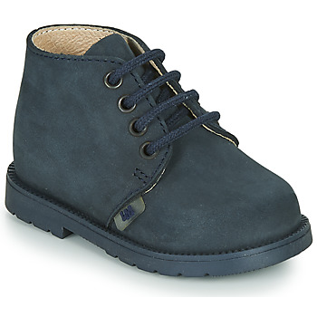Shoes Boy Mid boots Little Mary GINGO Marine