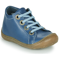Shoes Children High top trainers Little Mary GOOD ! Blue