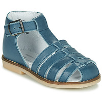 Shoes Children Sandals Little Mary JOYEUX Blue