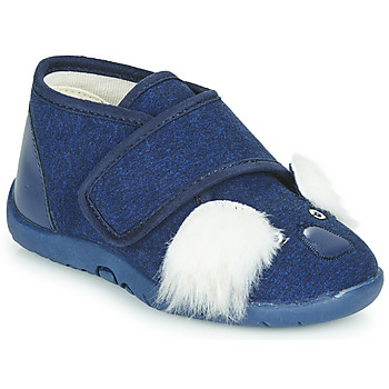 Shoes Children Slippers Little Mary KOALAVELCRO Blue