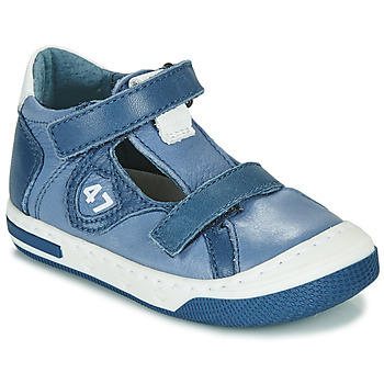 Shoes Boy Low top trainers Little Mary LORENZO Blue