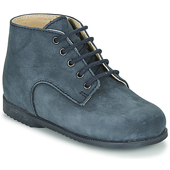Shoes Boy Mid boots Little Mary MILOT Blue