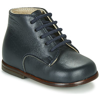 Shoes Children Mid boots Little Mary QUINQUIN Marine