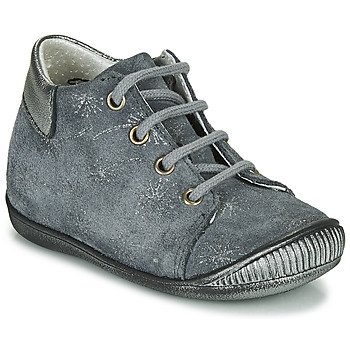Shoes Girl Mid boots Little Mary FLAVIE Grey