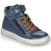 Shoes Boy High top trainers Little Mary FIRST Blue