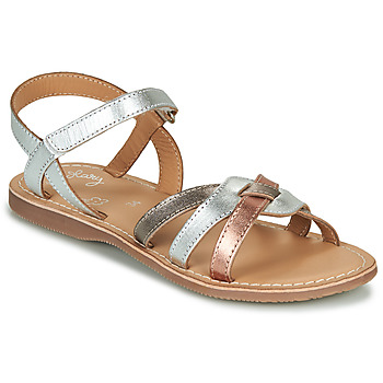 Shoes Girl Sandals Little Mary LIGHT Silver / Bronze / Pink / Gold