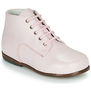 Shoes Girl Mid boots Little Mary MILOTO Pink