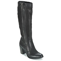 Shoes Women Boots Dream in Green KARINA Black