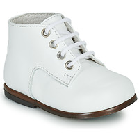 Shoes Children High top trainers Little Mary MILOTO White