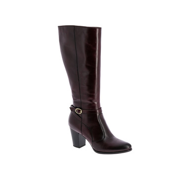 Shoes Women Boots André RUTH Bordeaux