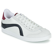 Shoes Women Low top trainers André CALLISTA White