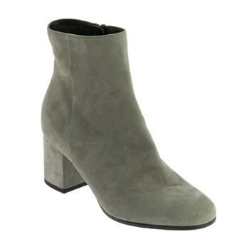 Shoes Women Mid boots André CADROE Grey