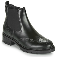 Shoes Women Mid boots André PAZANNE Black