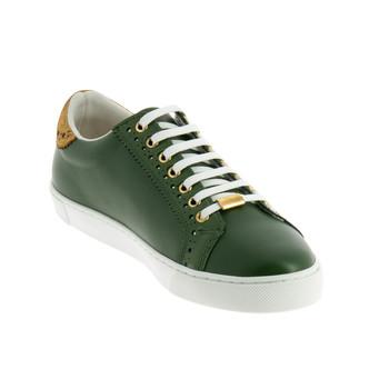Shoes Women Low top trainers André ZOE Kaki