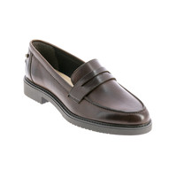 Shoes Women Loafers André NERE Brown