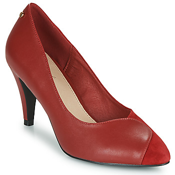 Shoes Women Court shoes André ROSAMONDE Red