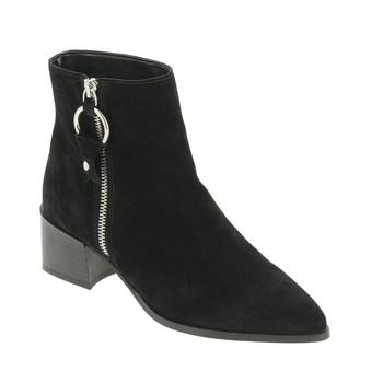 Shoes Women Mid boots André ERROL Black