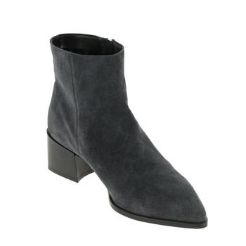 Shoes Women Mid boots André ERROL Grey