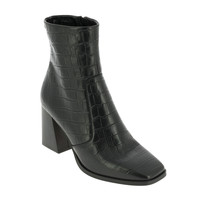 Shoes Women Mid boots André CRUNKA Black