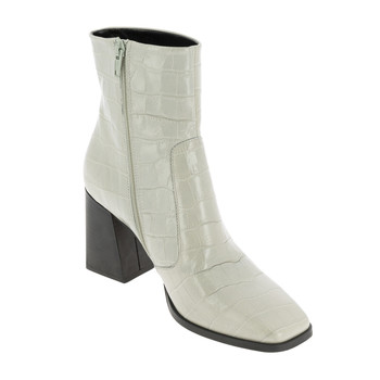 Shoes Women Mid boots André CRUNKA Grey