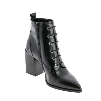 Shoes Women Mid boots André EMOGENE Black