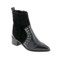 Shoes Women Mid boots André BLACKHILLS Black