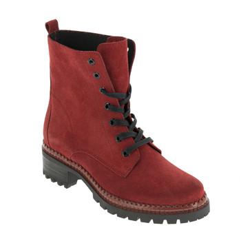Shoes Women Mid boots André FANTAISISTE Red