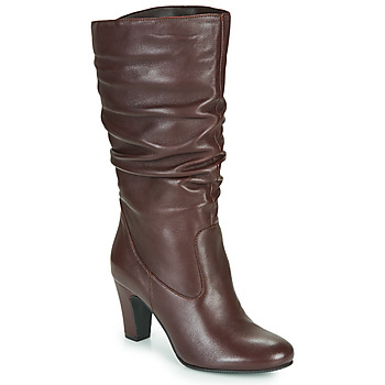 Shoes Women Boots André LALALY Bordeaux