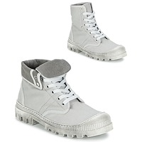 Shoes Women Mid boots Casual Attitude PALLIANE Grey