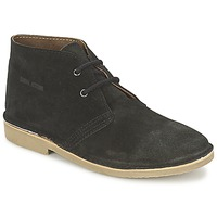 Shoes Men Mid boots Casual Attitude IXIFU Black