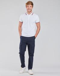 material Men Cargo trousers Aigle BESTICOL Marine