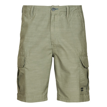 material Men Shorts / Bermudas Billabong SCHEME SUBMERSIBLE Kaki