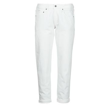 material Women Boyfriend jeans G-Star Raw KATE BOYFRIEND WMN White