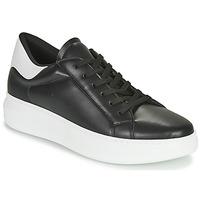 Shoes Men Low top trainers André ALEX Black