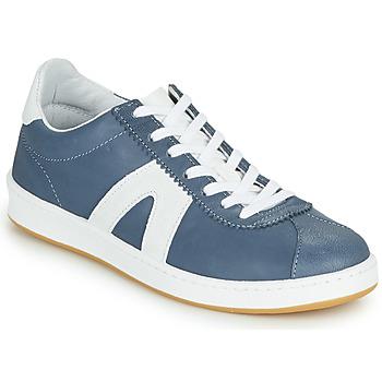 Shoes Men Low top trainers André MATUS Blue