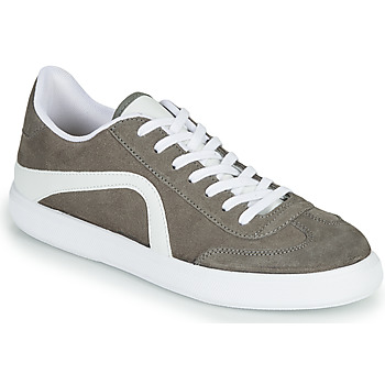 Shoes Men Low top trainers André POLO Grey