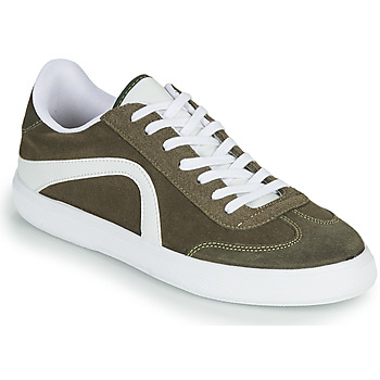 Shoes Men Low top trainers André POLO 2 Kaki