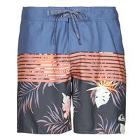 material Men Trunks / Swim shorts Quiksilver EVERYDAY DIVISION 17 Blue