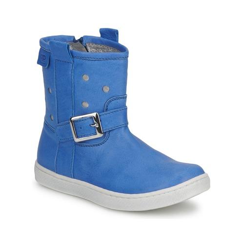 Shoes Girl Mid boots Pinocchio RABIDA Blue