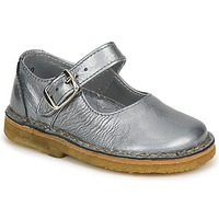 Shoes Girl Ballerinas Pinocchio LIANIGHT Silver