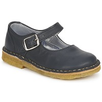 Shoes Girl Ballerinas Pinocchio LIANIGHT Marine