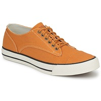 Shoes Women Low top trainers Diesel MARCY W Orange