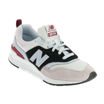 Shoes Women Low top trainers New Balance CW997HOPB Pink