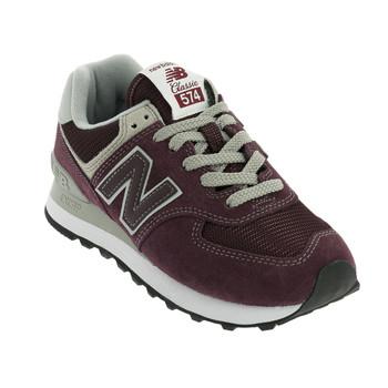 Shoes Men Low top trainers New Balance ML574EGBD Bordeaux