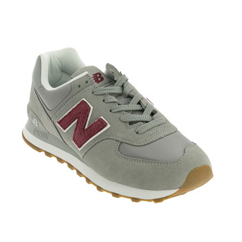 Shoes Men Low top trainers New Balance ML574SCCD Grey