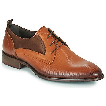 Shoes Men Derby shoes André LORANS Cognac