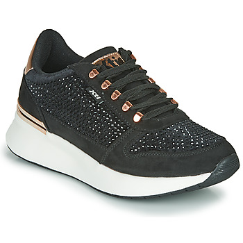 Shoes Women Low top trainers Xti MICROLADY Black