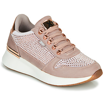 Shoes Women Low top trainers Xti MICROLADY Pink