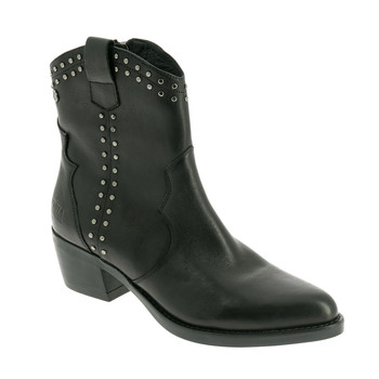 Shoes Women Mid boots Xti RIOLADY Black
