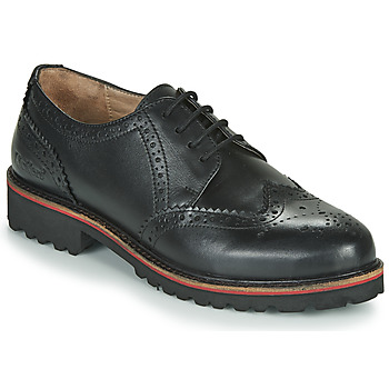 Shoes Women Derby shoes Kickers RONY Black